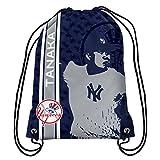 New York Yankees Tanaka M. #19 Elite Drawstring Backpack