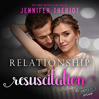 Relationship Resuscitation     The Juniper Court Series              By:                                                                                                                                 Jennifer Theriot                               Narrated by:                                                                                                                                 M. Capehart                      Length: 2 hrs and 31 mins     13 ratings     Overall 4.2