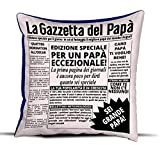 quickgadget Idea Arredo Casa Regalo Cuscino Festa del papà,...