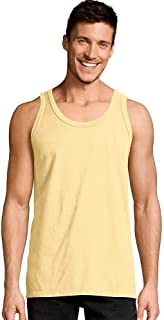 Men's ComfortWash Garment Dyed Sleeveless Tank Top