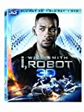 I, Robot (Two-Disc Combo: Blu-ray 3D/ Blu-ray + DVD);Blank - None