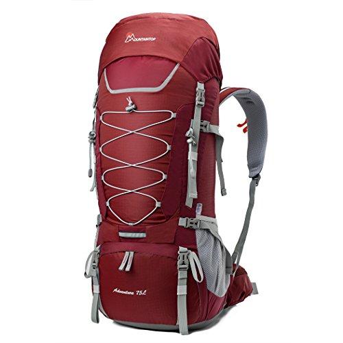 MOUNTAINTOP 75L Outdoor Sport Trekking Rucksack,76 x 31 x 25 cm
