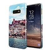 Welcome To Paradise Ibiza San Antonio Eivissa Tropical Chill Island Hard Thin Plastic Phone Case Cover For Samsung Galaxy S10e