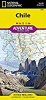 National Geographic Chile : South America: Adventure Travel Map (National Geographic Adventure Map)