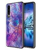 DOMAVER Huawei P30 Case, Phone Case for Huawei P30 Nebula