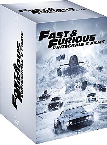 Coffret Fast And Furious 8 Films (8 Dvd) [Edizione: Francia]