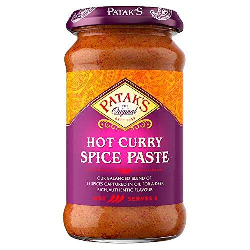 PATAKS Biryani Curry Paste - 283g