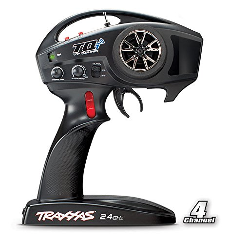 Traxxas 6530 - TQi Transmitter Link Enabled 2.4GHz 4CH - TRA6530