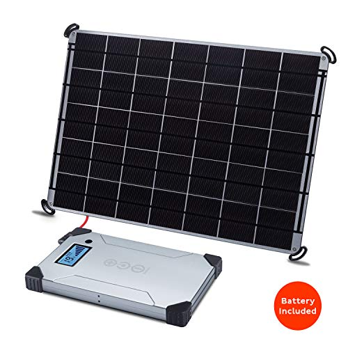 Review Of Voltaic Systems 17 Watt Rapid Solar Panel Charger for Laptops (Including MacBooks with an ...