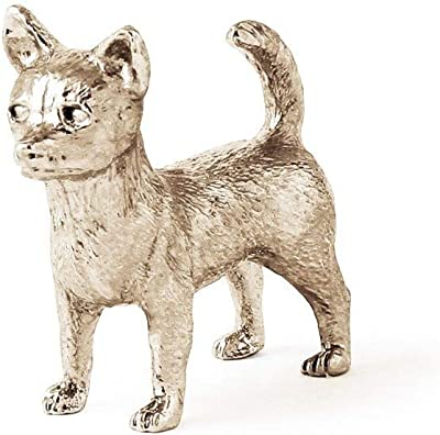 Chihuahua Smooth Hair Made in UK Artistic Style Dog Figurine Collection