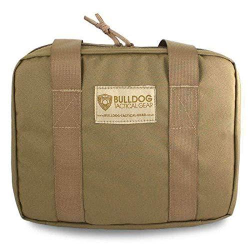 Bulldog Tactical tas met oplader Coyote