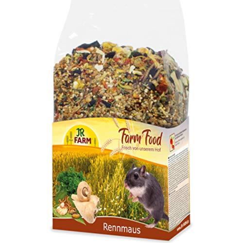 JR Farm Food Rennmaus Adult 500g