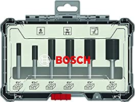 Bosch professionell frässuppsättning