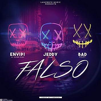Falso (Con Jeddy 24K & Bad Crezy)