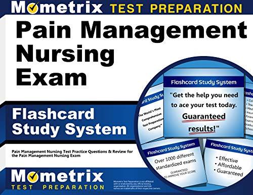 519gEbhLWpL - Pain Management Nursing Exam Flashcard Study System: Pain Management Nursing Test Practice Questions