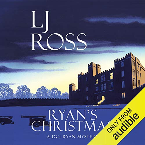 Ryan's Christmas: A DCI Ryan Mystery cover art