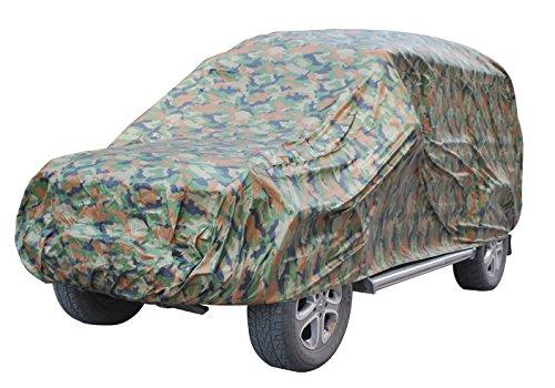 IWH 074836 Ganzgarage Camouflage SUV/Van