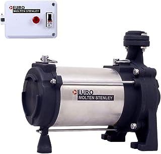 Euro Molten Stenley | 1Hp Open Well Submersible Pump | 2 Year Warranty | 100 Percent Copper