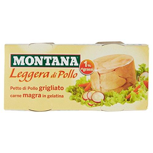 Montana Leggera di Pollom Confezione da 2 x 140g
