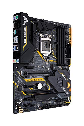 ASUS Intel® Z390搭載 LGA1151対応マザーボード TUF Z390-PLUS GAMING【ATX】