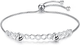 Best silver honey bee jewellery Reviews