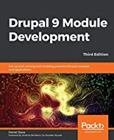 Drupal 9 Module Development, 3rd Edition Front Cover