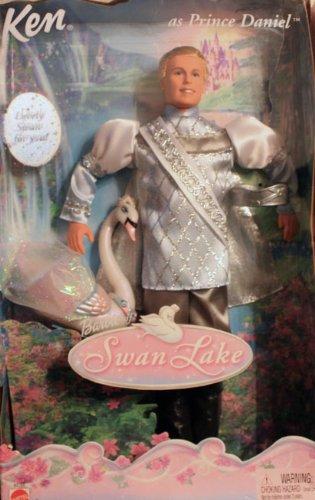 Barbie B2768 - Ken als Prinz Daniel in Schwanensee