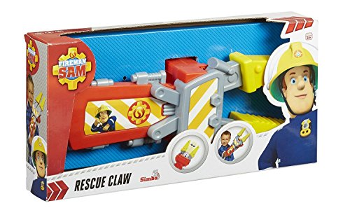 Fireman Sam - Children Rescue Claw by Dickie-Spielzeug