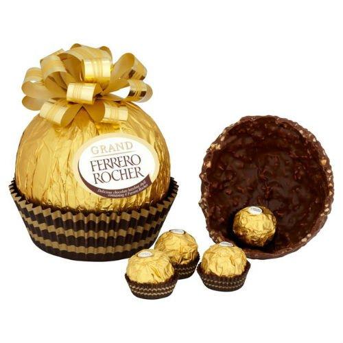 Ferrero Grand Rocher - Caja de 2 Unidades, 240 g