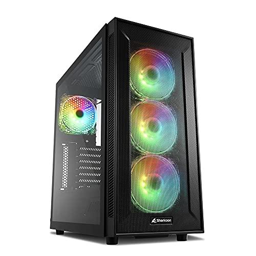 Sharkoon TG6M Case per PC RGB