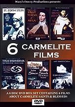 6 Carmelite Films DVD Box Set, Carmelite Spirituality, 6 DVDs, Edith Stein, Titus Brandsma, Simon Stock, Teresa of Avila, John of the Cross, Therese of Lisieux