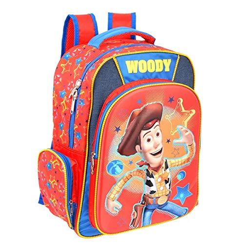 Toy Story 148113 Mochila Escolar Primaria Backpack Casual Infantil Juvenil RUZ