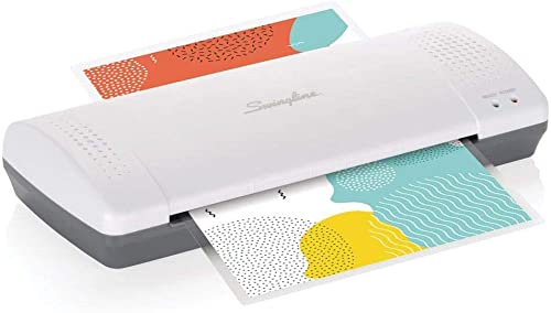 GBC Laminator, Thermal, Inspire Plus Lamination Machine, 9 Inches Max Width, Quick Warm-Up, Includes Laminating Pouch...