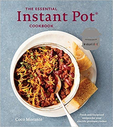 by Wholesale Coco Moranteand - The Essential a Instant Cookbook: Fresh Deluxe Pot