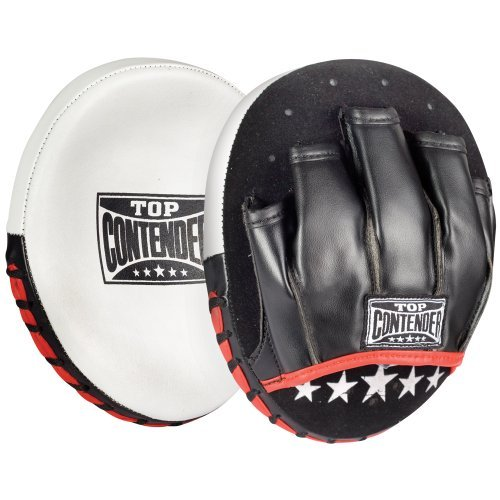 Contender Fight Sports Gel Micro Boxing Mitts by Contender Fight Sports