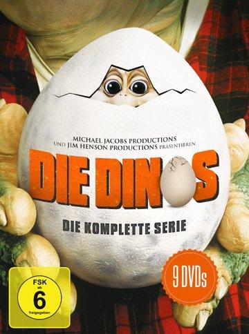 Die Dinos - Die komplette Serie / Dinosaurs (Complete Series) - 9-DVD Set ( )