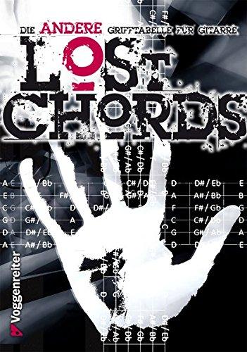 Lost Chords: Die andere Grifftabelle für Gitarre