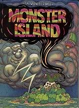 Monster Island (Pop Up Book), 1st Edition