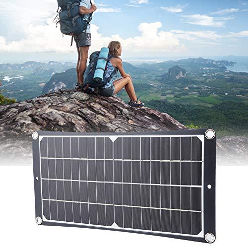 01 Tablero de Carga Solar, Panel de Alta eficiencia de conversión, Suministros para el hogar, Panel Solar, para Panel Solar Cargador Solar para teléfono móvil Cargador de teléfono