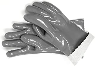Steven Raichlen SR8037 Best of Barbecue Insulated Food Gloves, Pair of 2