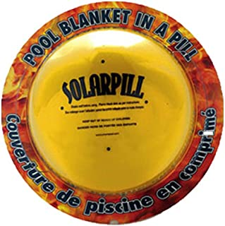 AquaPill AP73 Swimming Pool Solar Blanket Pill For Pools Up To 12,000 Gallons-2 Pack