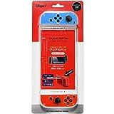 Nintendo Switch (ニンテンドースイッチ) 用 クリアカバー セパレートタイプ 06187