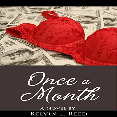 Once a Month audiobook cover art
