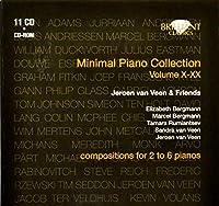 ミニマル・ピアノ・コレクション 11枚組