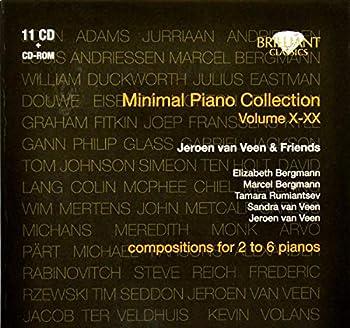 Minimal Piano Collection Vol X-XX  Jeroen van Veen & Friends