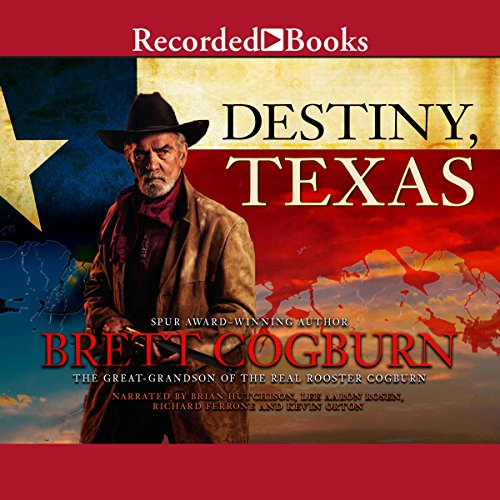 Destiny, Texas audiobook cover art