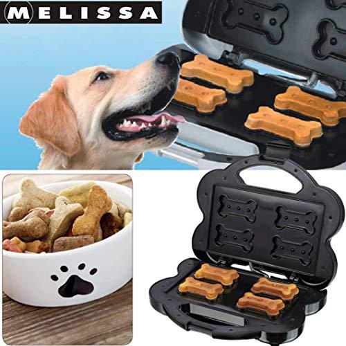 Melissa 16310189Perros de galletas Maker erli de fuga con divertidas Recetas Para Perros tartas