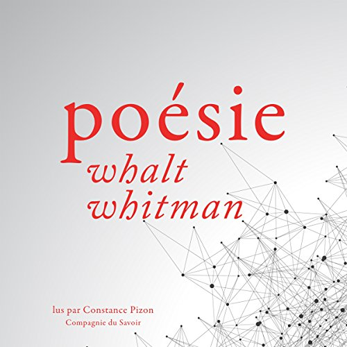 Poésie de Walt Whitman cover art