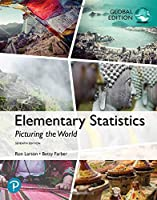 Elementary Statistics: Picturing the World, Global Edition: Elementary Statistics