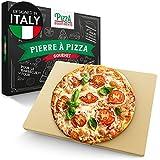 Pizza Divertimento Pierre à pizza pour four et grill à gaz - Pierre...